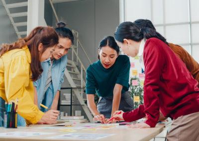 Favoriser la cohésion et la coopération